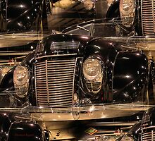 1937 Chrysler Airflow by Thomas Eggert