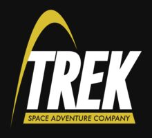 Trek Space Adventure Company by PEZRULEZ