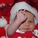 Rock On Father Christmas! by Jessica Hooper