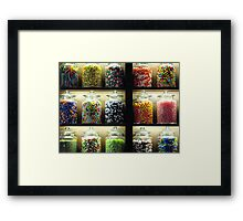 The Sweets Framed Print