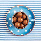 Stripes, Dots and Chocolate-Covered Nuts by the-novice