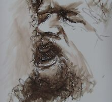 Luke Kelly 1 by Tom O'Rourke
