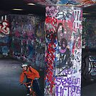 Graffiti BMX Zone by sbarnesphotos
