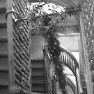 Stairwell by sbarnesphotos