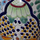 Talavera Hand Painted Porcelan by PtoVallartaMex