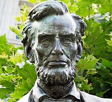 Lincoln © by Ethna Gillespie