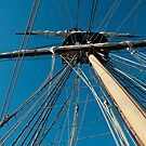 Mast and Rigging. Flagship Niagara.  by Billlee