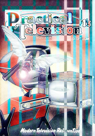 Modern Television Reinvented Number 2. by - nawroski -