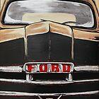 V8 FORD TRUCK by bulldawgdude