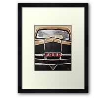 V8 FORD TRUCK Framed Print