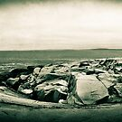 Peggy&#x27;s Cove Pano (1:3 Crop) by jphphotography