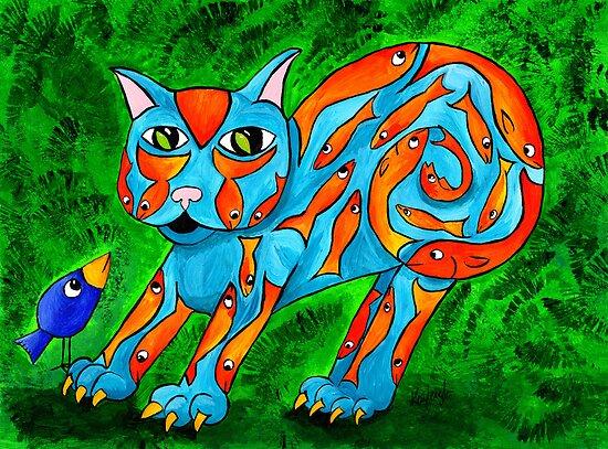 Catfish by Kayleigh Walmsley