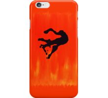 Abstract Figure, try #2 iPhone Case/Skin