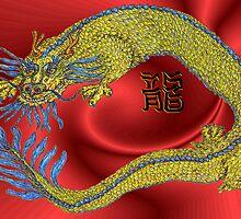 Dragon by artbyjehf