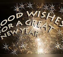 great New Year by RosiLorz