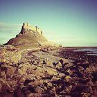 Lindisfarne Castle by Dan Rubin