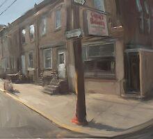 Cacia's Bakery Philadelphia by RGMcMahon