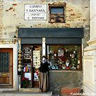 A Traditional Shop in Venice by Michele Filoscia