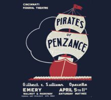 Pirates of Penzance  by BettyBanana