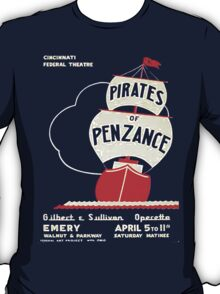 Pirates of Penzance  T-Shirt
