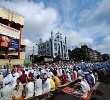 The Auspicious Eid by kunaldey1982