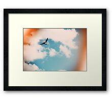 Illusions Of Freedom Framed Print