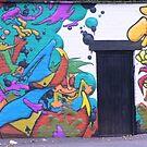 Graffiti Art by sbarnesphotos