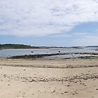 Bryher Flats at Low Tide by sbarnesphotos