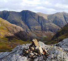 Glencoe, Scotland by Chris Gruar