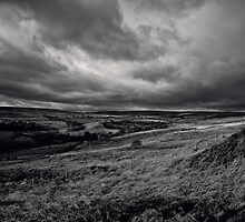 Sunshine setting before the storm by clickinhistory