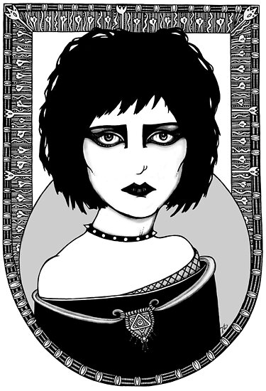 Siouxsie by Anita Inverarity