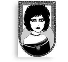 Siouxsie Canvas Print