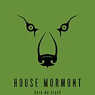 House Mormont Minimalist Poster by liquidsouldes