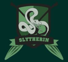 Slytherin Quidditch (2) by forcertain