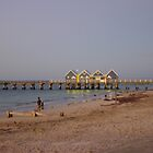 busselton jetty  by warren dacey