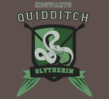 Slytherin Quidditch (3) by Ailsa Hay