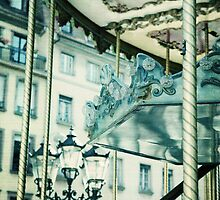 French Carousel 2 by KatWarren