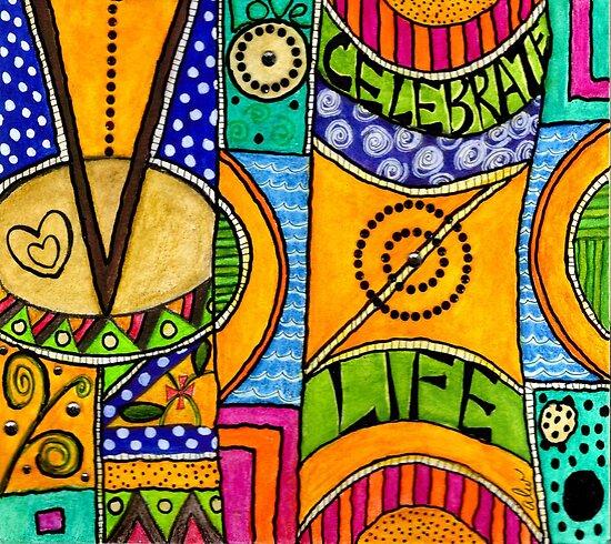 Living a VIBRANT Life by © Angela L Walker