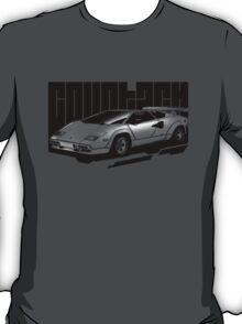 Halftone Countach T-Shirt