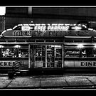 Mickey's Diner by KBritt