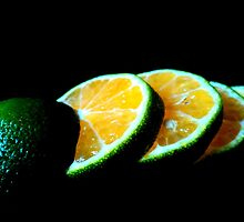 green-orange citrus delight... by mariatheresa