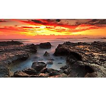 Coolongatta Gold Photographic Print