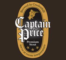 Captain Price Premium Stout by Adho1982