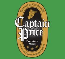Captain Price Premium Stout Kids Clothes