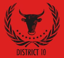 District 10 by Rachael Thomas