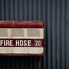 Fire Hose 20 by Ross Jardine