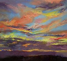 Atahualpa Sunset by Michael Creese