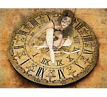 Carnival of Time Photographic Print