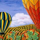 California Ballons by Graeme  Stevenson