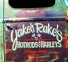 Jake's Rake's by bulldawgdude